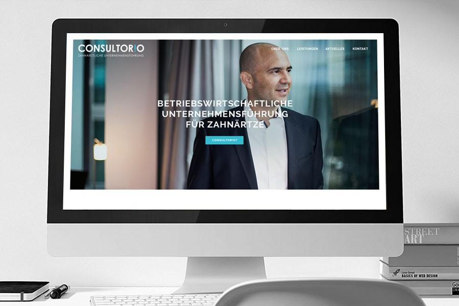 Neue Website & Corporate Design